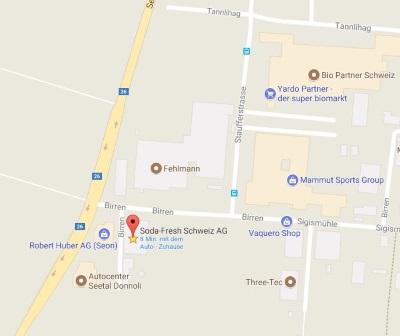 Google Map - Draufklicken für View
